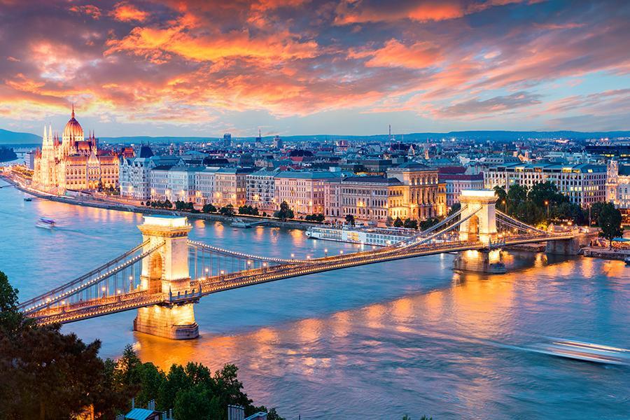 (2018業務訓練團)奧匈帝國、馬術村、8大風味、多瑙河遊船9日