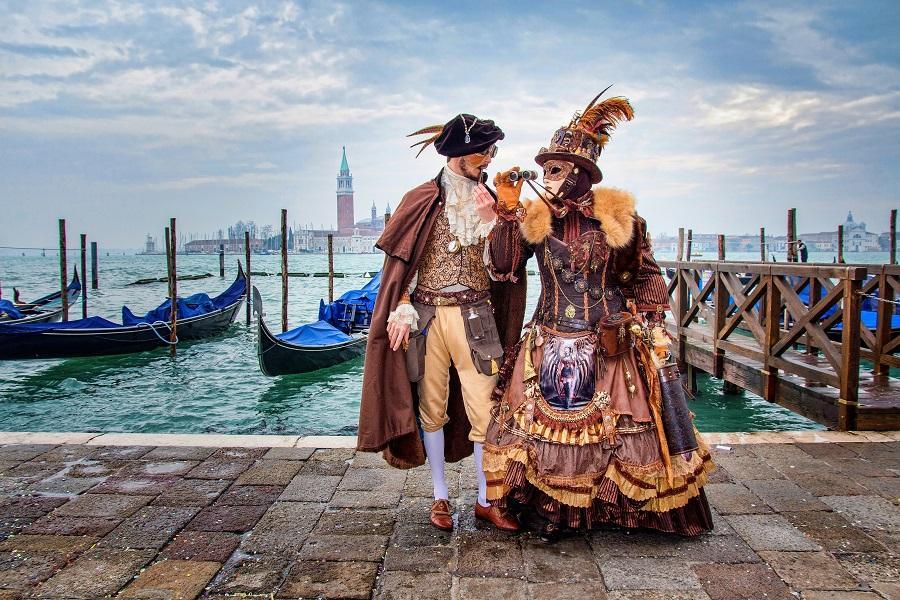 【威尼斯嘉年華】義大利雙點進出、威尼斯夜泊2晚、雙遊船、羅馬夜遊13日