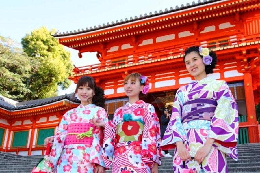 【鼠來寶】春の幸福*和服美人.花神物語.大阪璀璨光彫.神戶浪漫夜5日