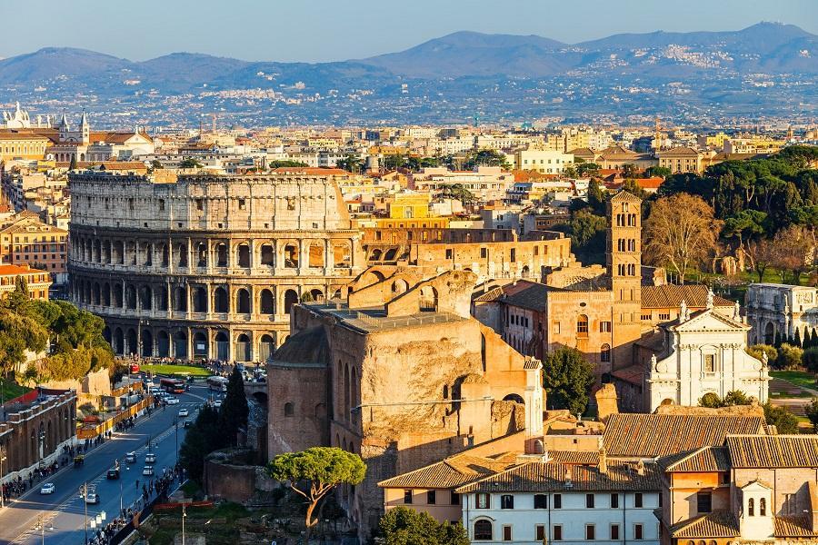 經典不敗義大利8日~文藝復興佛羅倫斯、 浪漫水都威尼斯、羅馬假期之旅