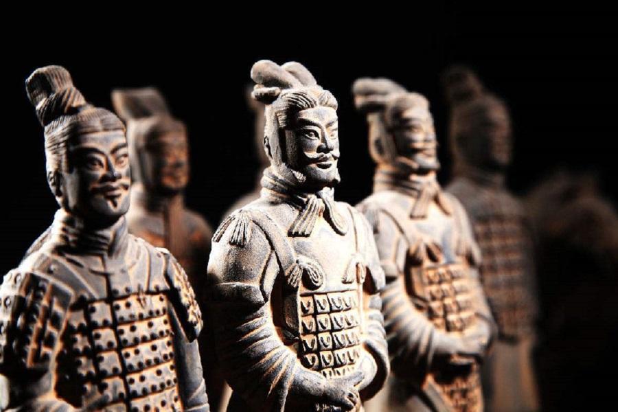 【古都雙城遊】少林寺、龍門石窟、兵馬俑8日