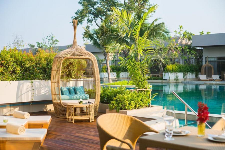 【金豬賀歲】寵愛華欣曼谷五星酒店5+1日【無購物。無自費】《含稅金》
