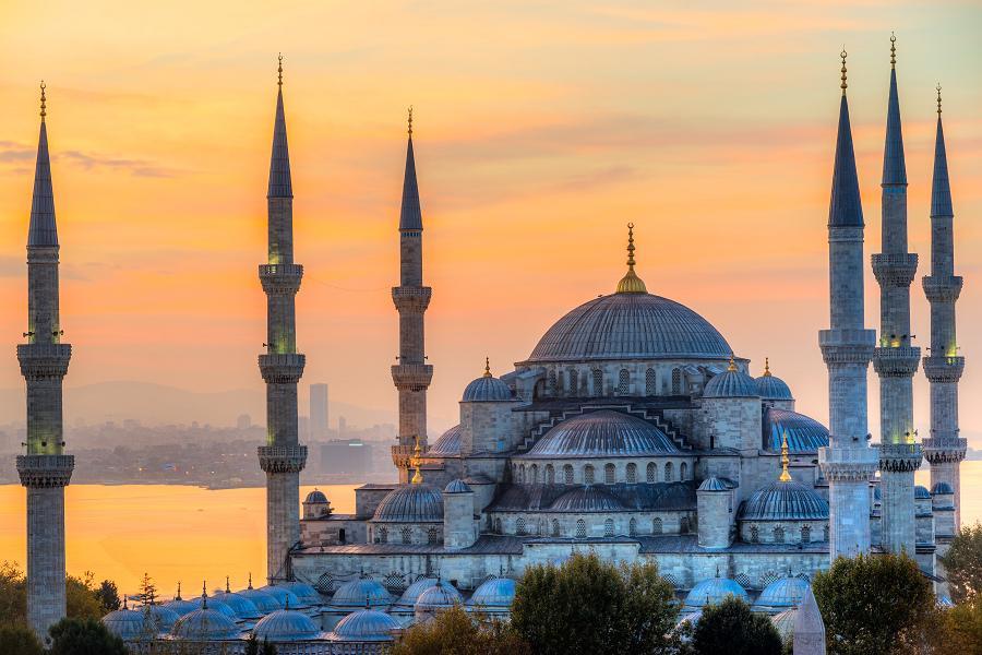 五星藍色土耳其10日~兩點進出、棉堡、博斯普魯斯遊船★加贈土耳其之夜