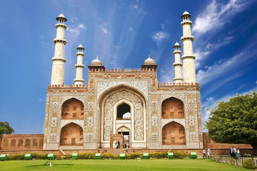 【金豬破盤】印度金三角、三大世界遺產、泰姬陵、月亮水井、王宮午宴7日