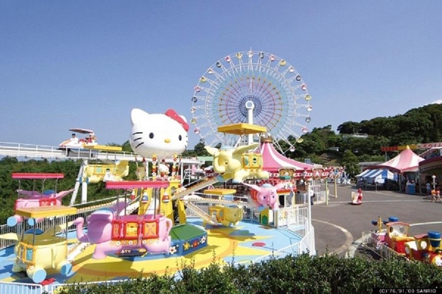 【九州親子】熊部長辦公室、別府纜車、KITTY樂園、溫泉5日-高雄出發