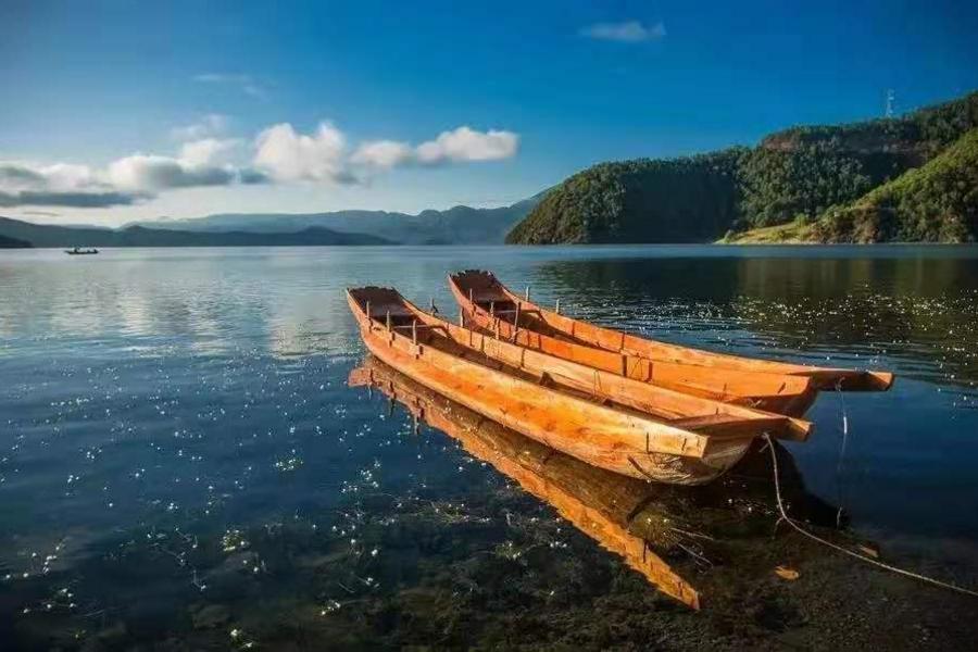 【阿夏永遠的情人】昆大麗、瀘沽湖大環湖、草海走婚橋、冰川大索道高鐵8日