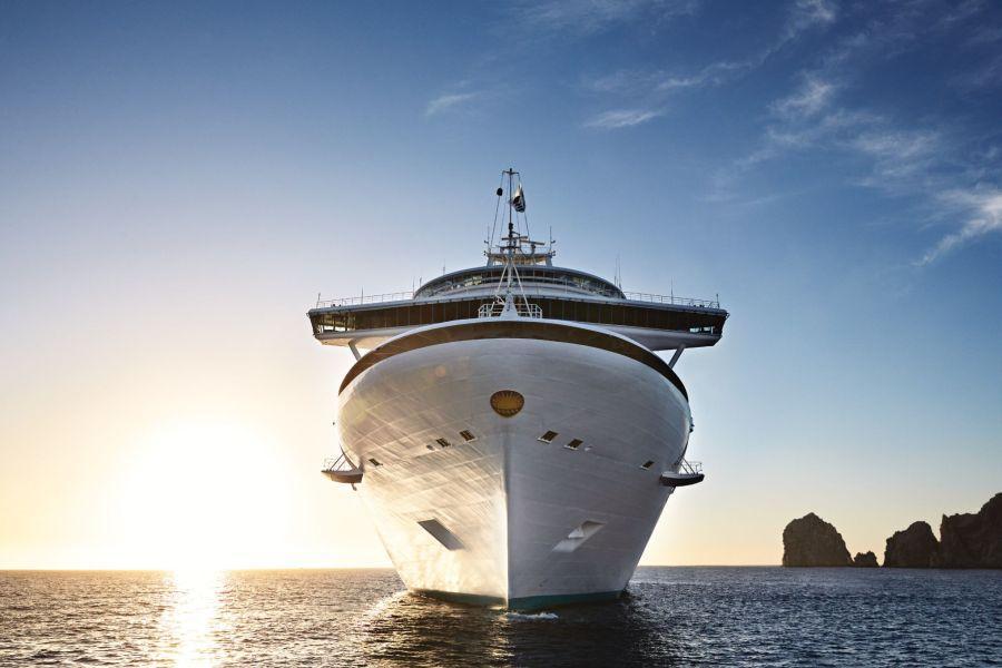 【公主遊輪】2020年 全世界 單訂船