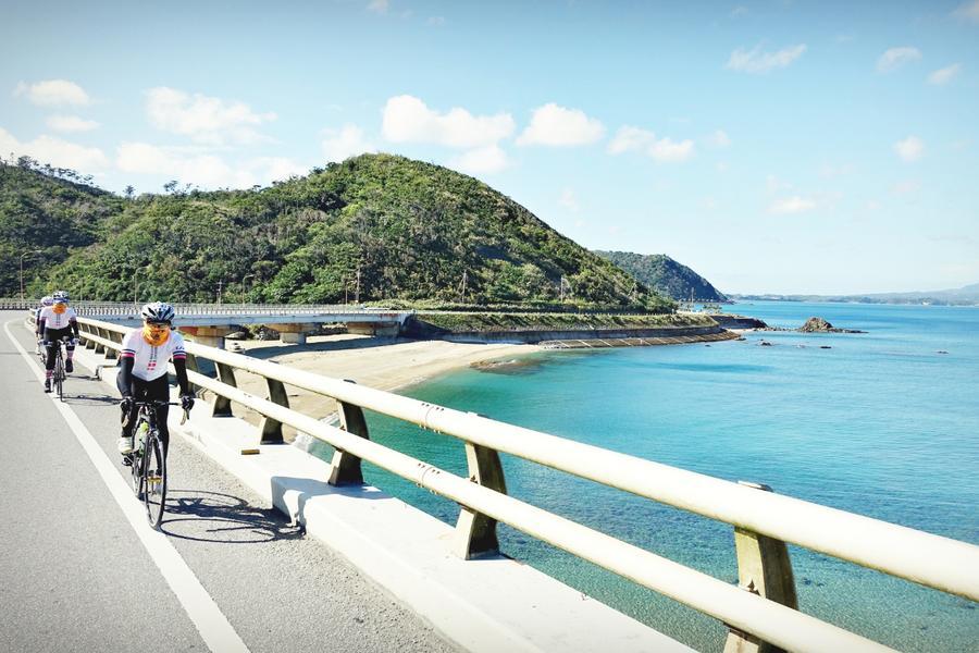 【主題旅遊】日本絕美_北長門海岸、秋吉台自行車之旅五日