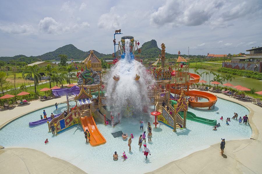 泰國無購物親子五天-賽福瑞動物園、水上樂園、奇幻探險KAAN秀、冰宮
