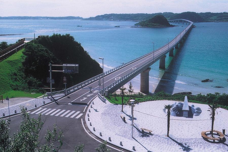 【九州四國】門司港、角島、元乃隅稻成神社、錦帶橋、宮島、名湯美饌5日