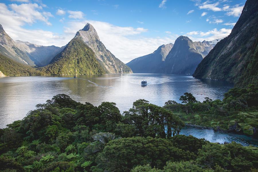 【旗艦典藏】紐西蘭南北島、五大國家公園、峽灣火車、美食體驗10日
