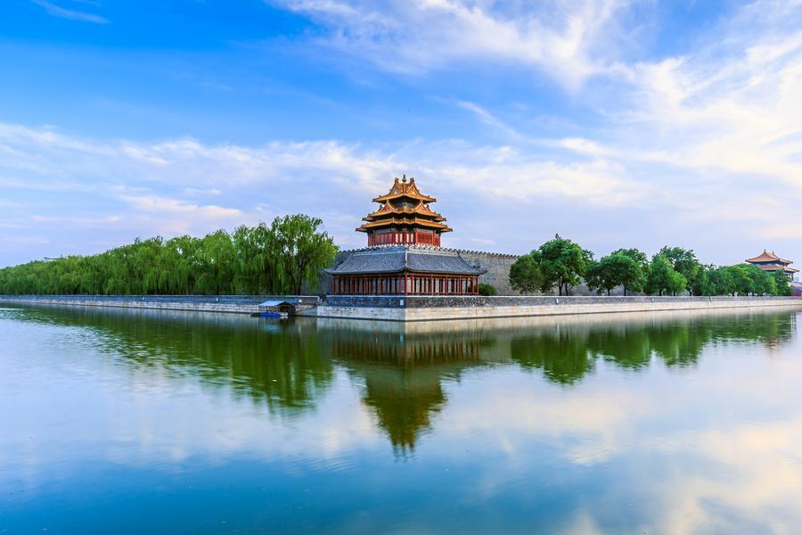 【東南推薦】樂遊北京、古北水鎮司馬台長城、五大文化遺產、金面王朝五日