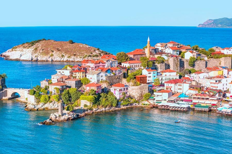【賺很大】土耳其伊斯坦堡、番紅花城、棉堡、地下城、阿瑪斯拉10日