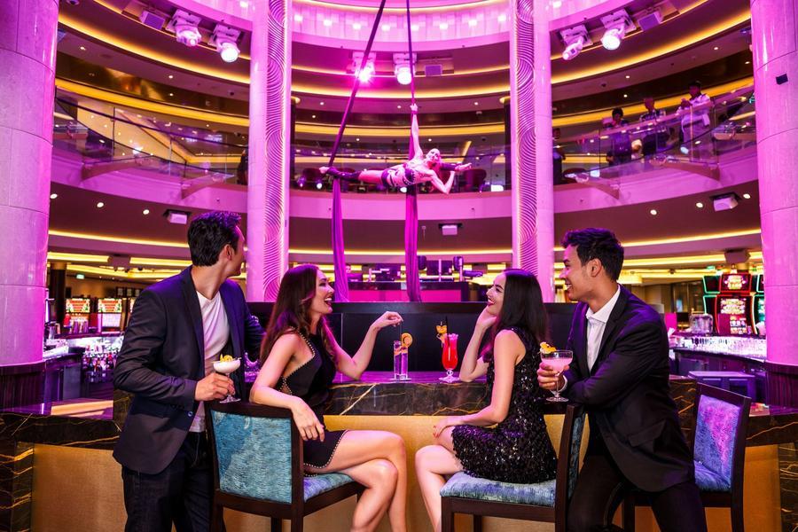 【星夢郵輪】世界夢號~香港、那霸、宮古島6天5夜(船票)