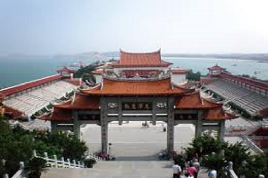 【有拜有保庇】湄洲媽祖廟朝聖、青龍谷、泉州古城4日 (無購物、無自費)