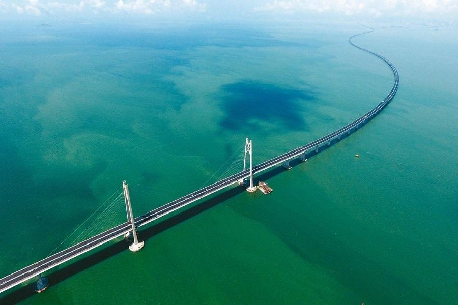 長隆海洋王國、港珠澳大橋、摩登香港、懷舊澳門4日-SPL