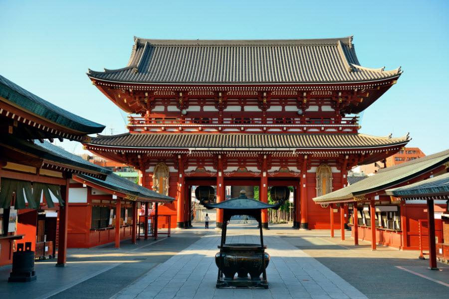 【酷玩東京晴空】晴空塔展望、漫遊淺草、鋼彈台場、橫濱東京輕旅行4日