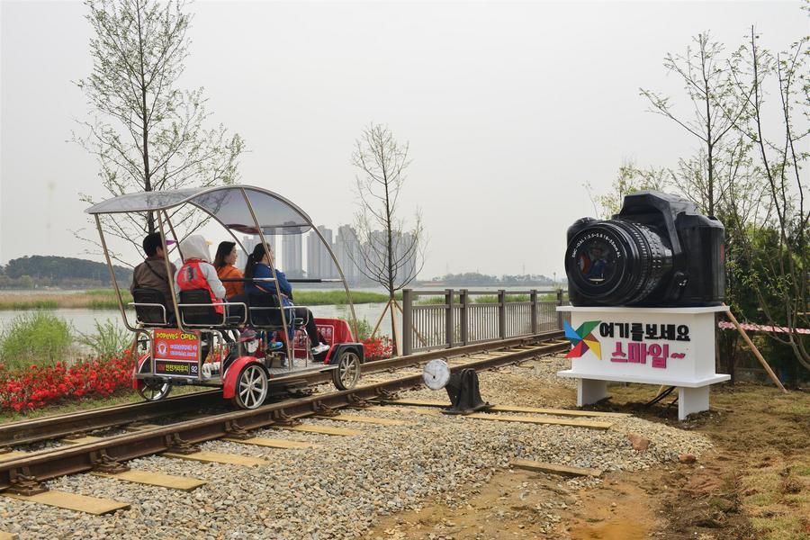 (購物2站)CI賀康玩韓國~一晚五星、愛寶樂園、南怡島、鐵道自行車5日