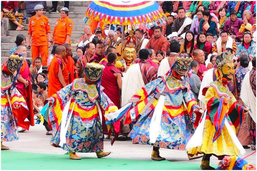 【主題旅遊】幸福不丹之旅-策秋節豪華七日-10/06出發