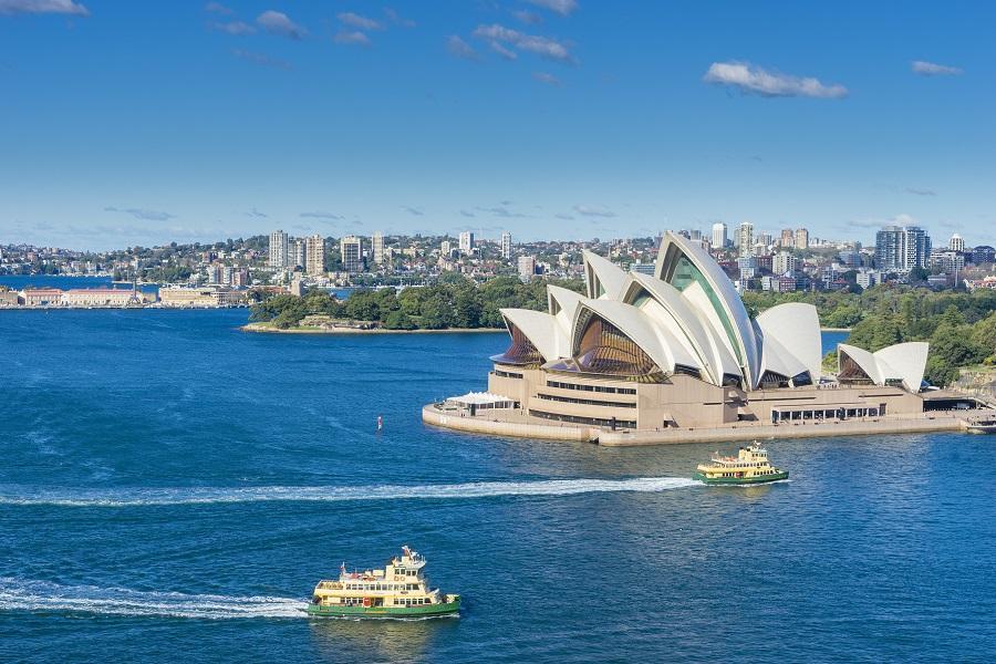 【擁抱無尾熊】雪梨黃金雙城8日~遊船、景觀台、農莊、酒莊+螢火蟲SB