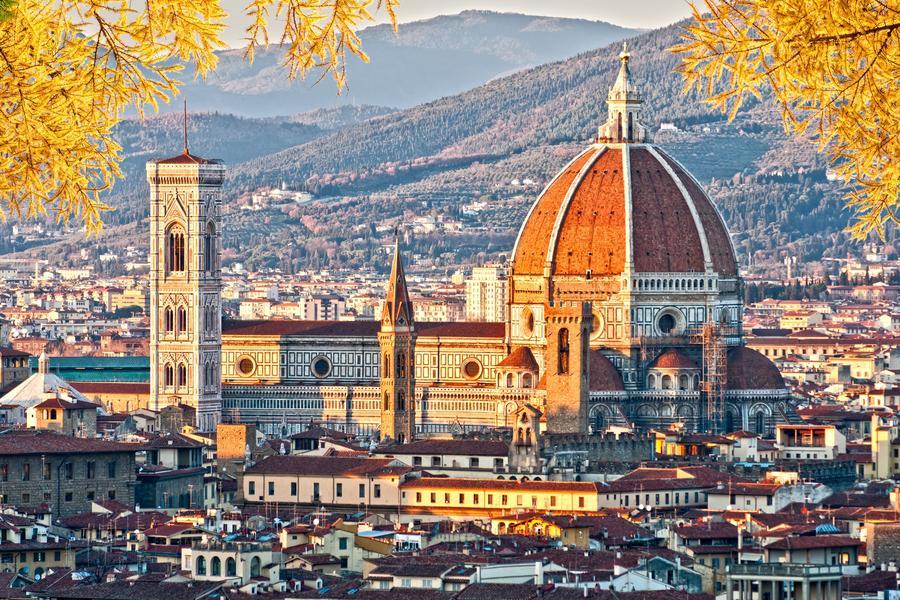 【冬令金喜】義大利天空之城、五漁村、品酒、托斯卡尼莊園、水都遊船10日
