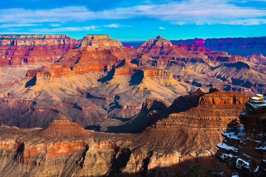 【拉斯維加斯二晚】美西大峽谷、火燄谷、雙賭城、OUTLET 7日