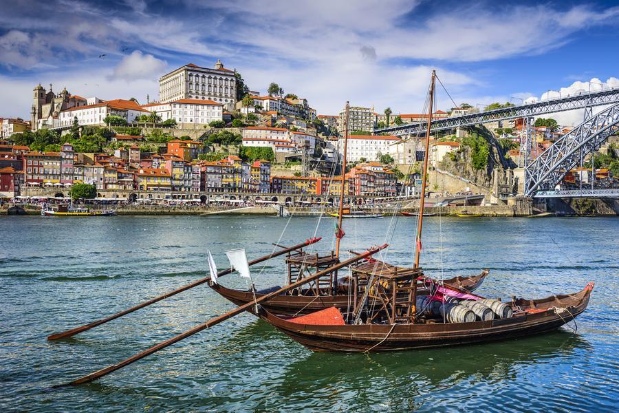 伊比利半島~溫暖的港口 葡萄牙 波多 里斯本9天