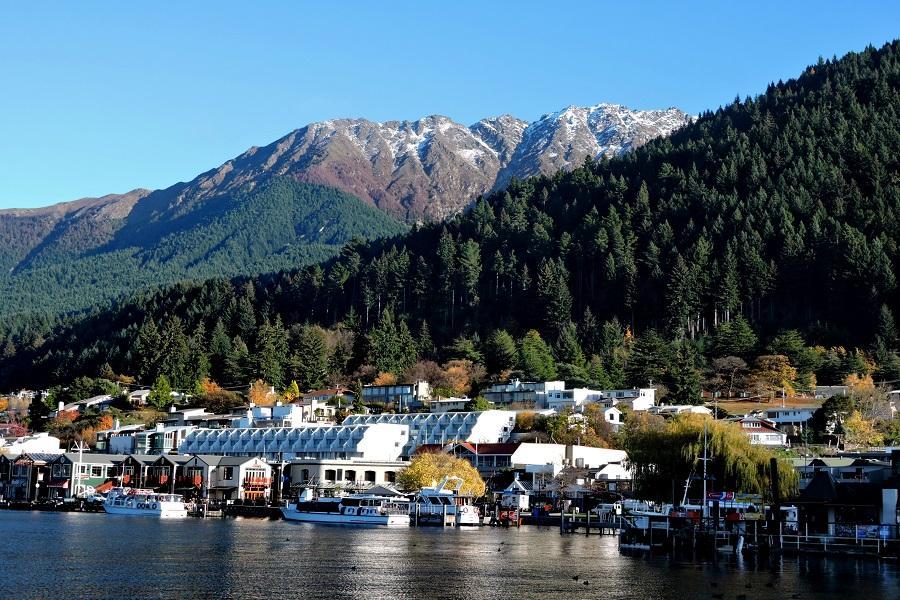 【國内段雙點】紐西蘭八日~皇后鎮纜車、峽灣遊船、螢火蟲、庫克山步道健行