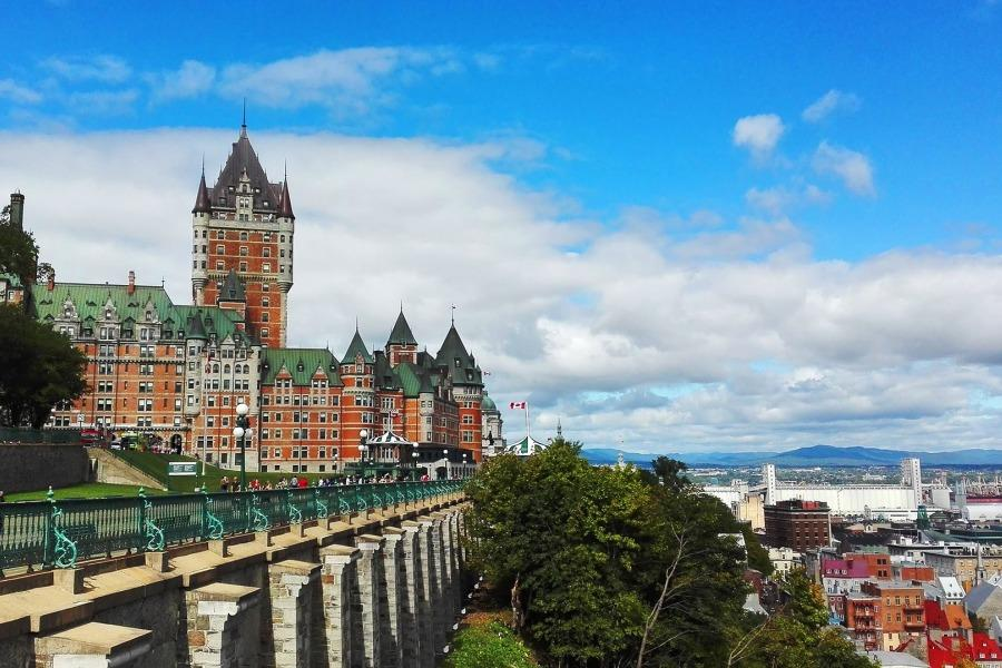 【玩美加族】限殺尼加拉瀑布10日魁北克古城、尼加拉瀑布遊船、千島遊湖