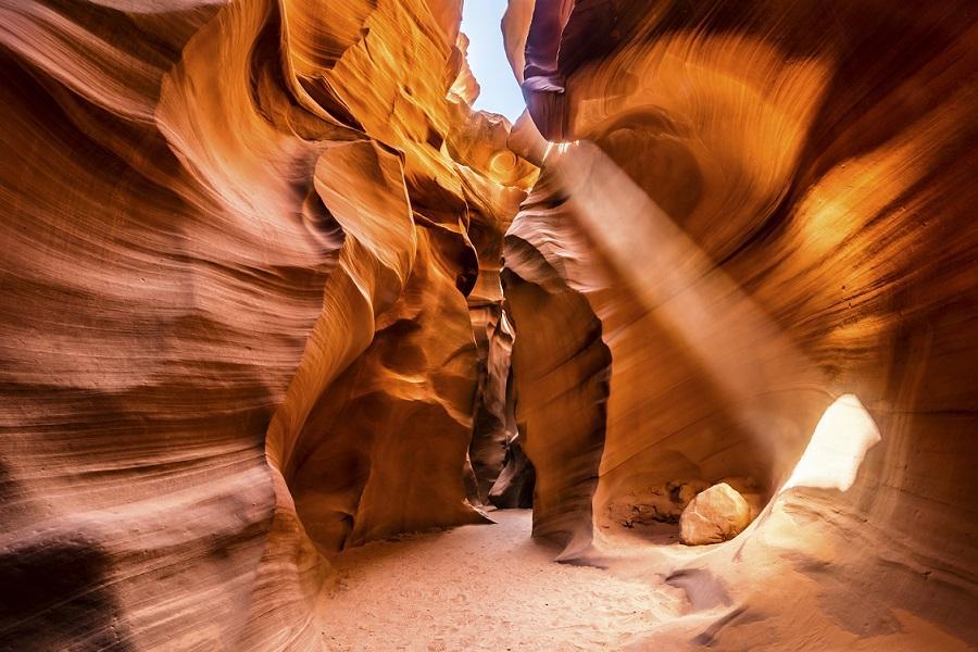 【迎金鼠送網卡】精彩美西雙賭城、大峽谷、羚羊彩穴、環球影城8日