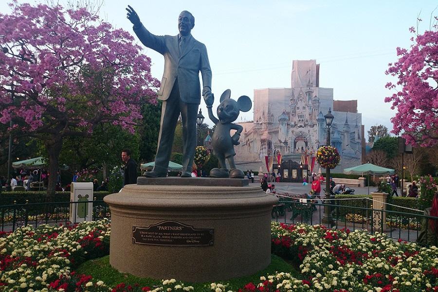 【鼠來寶送網卡】精彩美西雙樂園、雙賭城、大峽谷、OUTLET8日