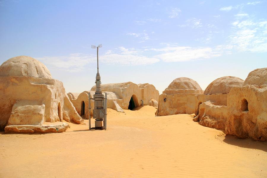 北非 突尼西亞撒哈拉沙漠 3綠洲 星空帳篷旅館 10 天