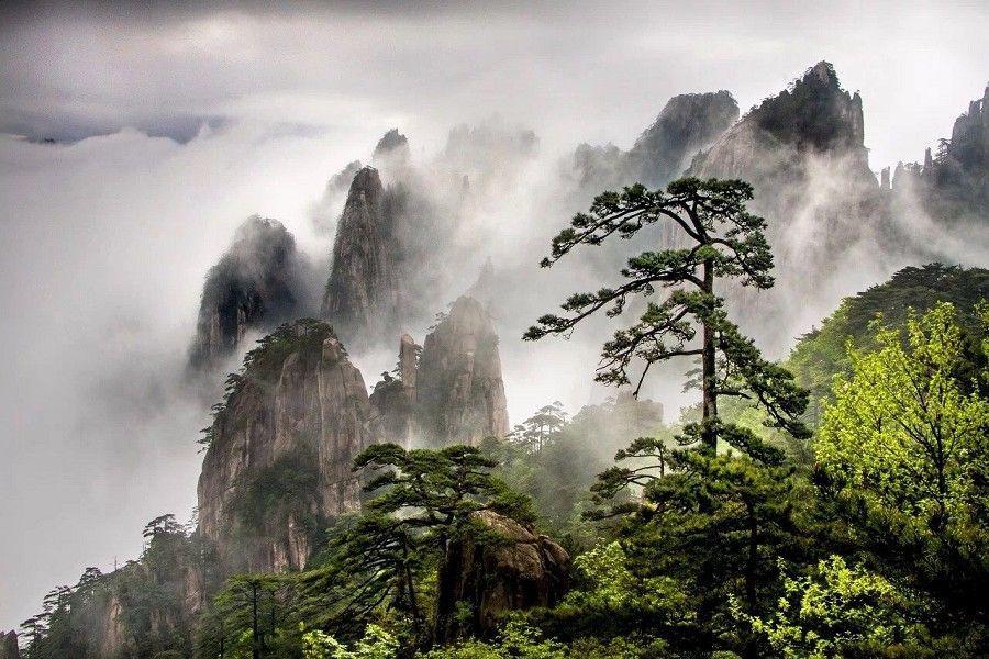 杭黃高鐵~登黃山美景(山上乙晚)、宏村、杭州西湖雙遺產、 尋味徽菜6日