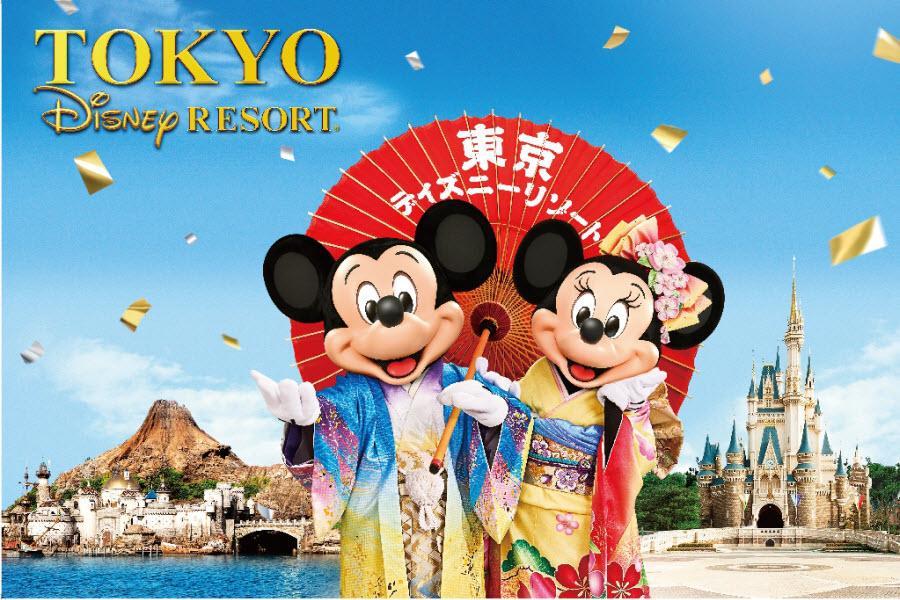 【迪士尼玩兩天.賀鼠年】河口湖富士山.OUTLET.東京5日(華航)