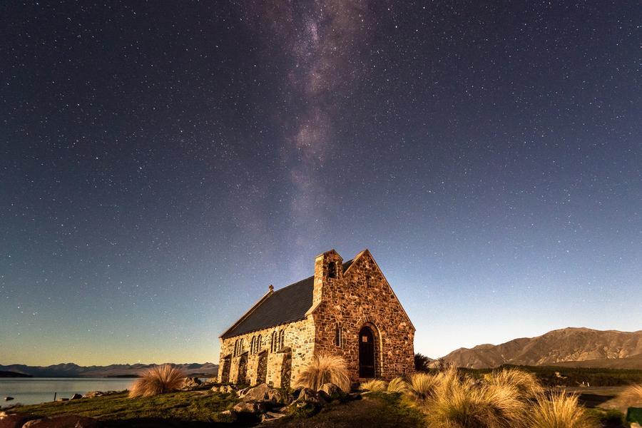 【旗艦典藏】紐西蘭南島雙峽灣、高空滑索、升等五星四晚、直升機觀景10日