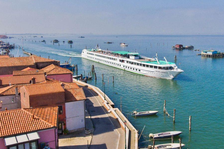 【泛歐遊輪】米開朗基羅號~威尼斯輕旅行8日