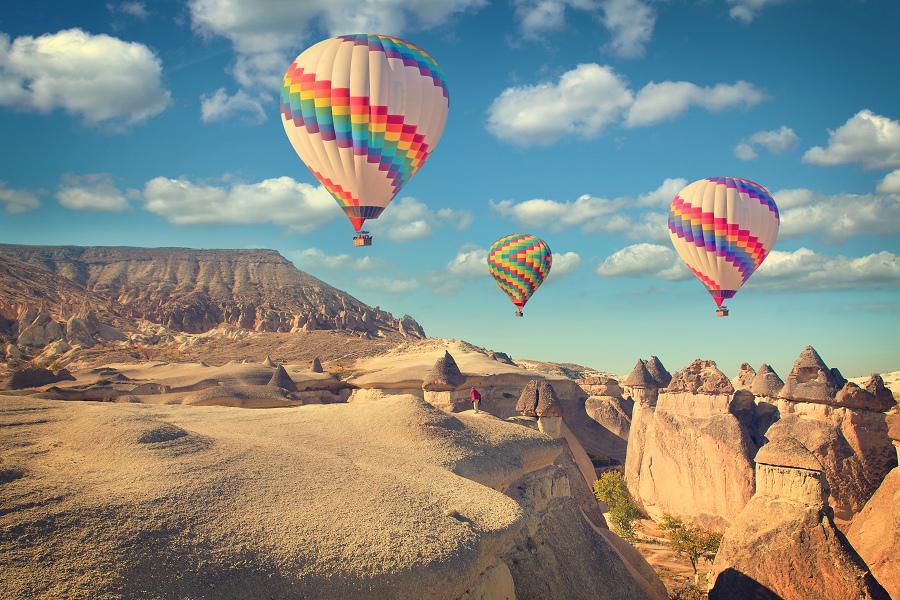中東傳奇 土耳其+杜哈 全覽10天