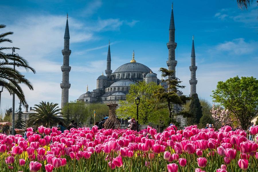 【賺很大】土耳其鬱金香花季、送肚皮舞、杜頓瀑布、體驗洞穴飯店12日
