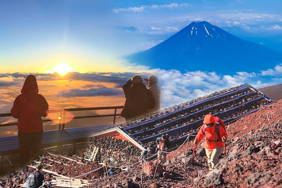 【主題旅遊】2020富士山攻頂之旅五日(名古屋進出_含小費)