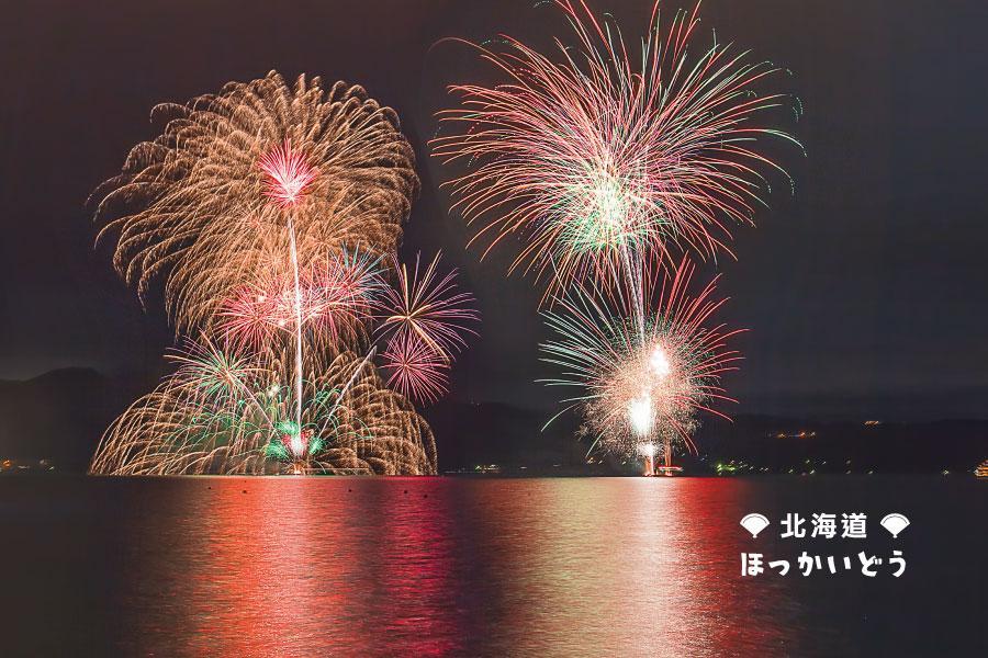【夏豔富良野】函館夜景、洞爺花火船、海洋尼克斯、螃蟹哈密瓜放題5日