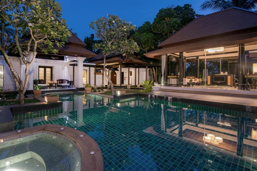 【泰普奢美學】普吉島頂級Villa兩晚。奢華輕鬆遊六日《含稅金》