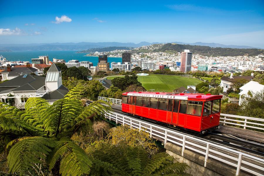 【旗艦典藏】紐西蘭南北島、皇后鎮連泊、馬爾堡峽灣、首都威靈頓10日