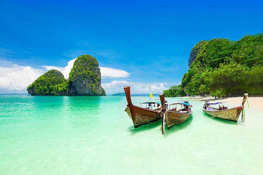 【泰普輕美學】珊瑚島雙體帆船。攀牙灣。幻多奇樂園。海豚表演五日《含稅》