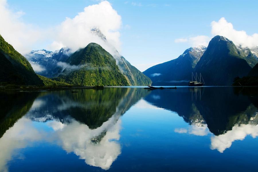 【澳遊客】紐航依山傍水紐西蘭8號~南北島13天(3年新車&全程含小費)