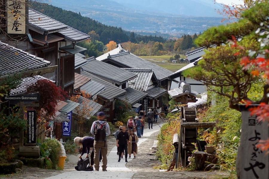 【迷你小團】名古屋、馬籠宿輕旅行5日