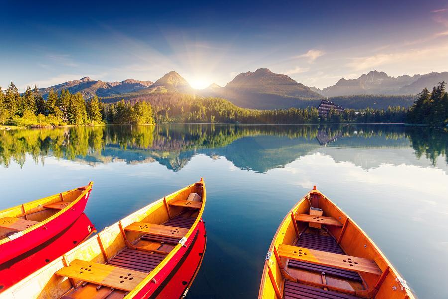 斯洛伐克.匈牙利10日~塔特拉山、木舟漂流、冰川湖、品酒、睡美人城堡