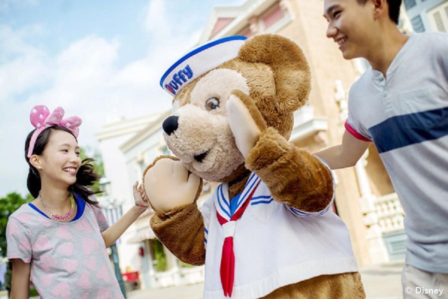 【暢玩雙樂園】香港迪士尼樂園、海洋公園、昂坪360、大澳、太平山四日
