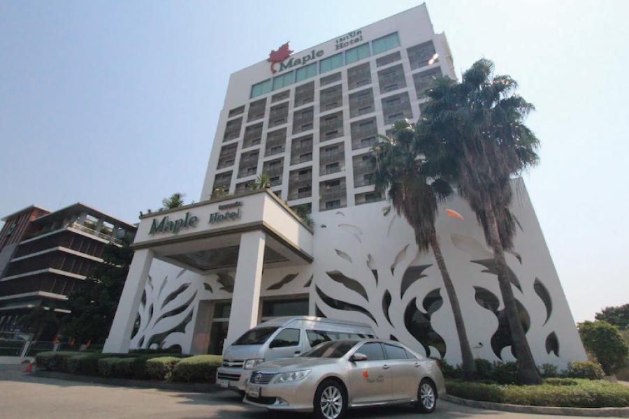 【曼谷防疫旅館專案】星宇航空+曼谷楓樹飯店套裝【單程。含稅金】