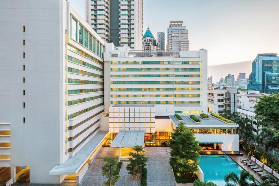 【曼谷防疫旅館專案】長榮航空+五星大都會酒店套裝【單程。含稅金】