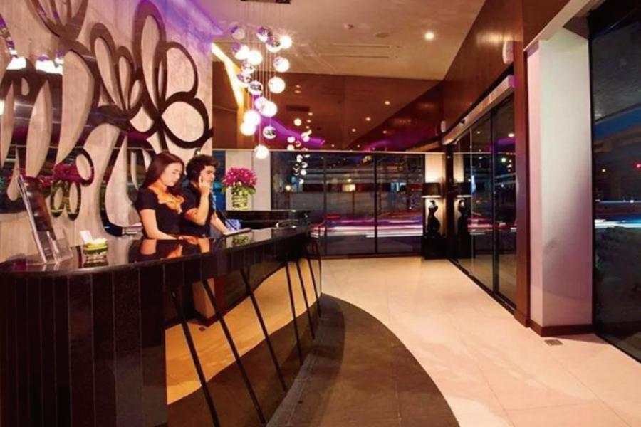 【泰籍人士 防疫旅館專案】星宇航空+曼谷安雅飯店套裝【單程。含稅金】